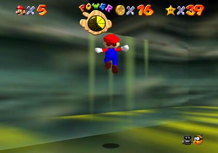 Super Mario 64 World6 Star4 02