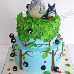 Foto 4 de 11 de la galería 11-tartas-de-totoro-tan-monas-que-no-te-las-querras-comer en Directo al Paladar