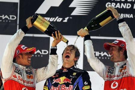 Algunos datos sobre el título de Sebastian Vettel