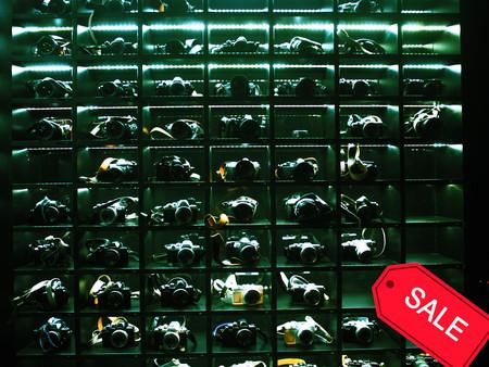 Cámaras, objetivos y accesorios con un 10% de descuento adicional en Ebay con el cupón PARACAMARAS