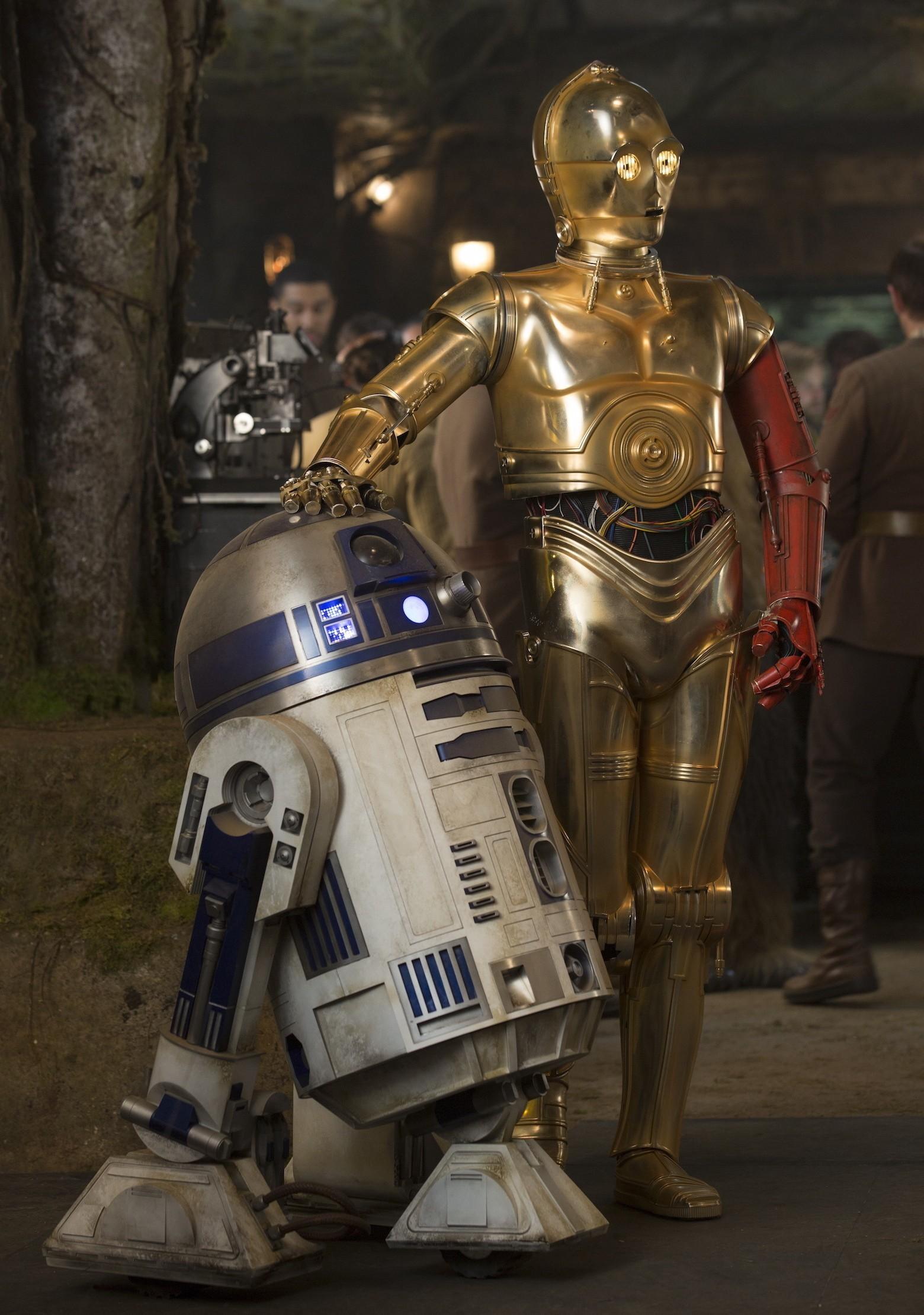 Foto de Los protagonistas de 'Star Wars: El despertar de la fuerza' (2/17)