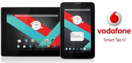 Precios nuevas tablets Vodafone Smart Tab III