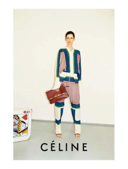 Clonados y pillados: más vale tarde que nunca, más si se trata de Céline
