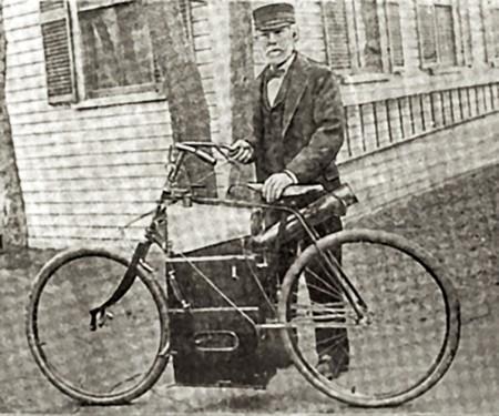 Silvester H Roper Moto Vapor