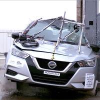 El Nissan Versa 2020 se lleva cinco estrellas en las pruebas de seguridad de NHTSA