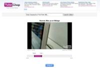 TubeChop, comparte fragmentos concretos de los vídeos de YouTube