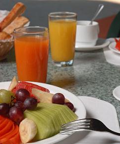 Desayuna y aprueba… prueba a desayunar