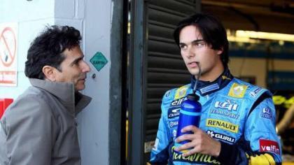 ¿Nelsinho Piquet es el compañero ideal para Fernando Alonso?