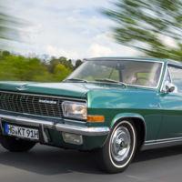 Diplomat A V8 Coupé, la joya del mandamás de Opel