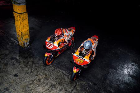 Marquez Espargaro Honda Motogp 2021 2