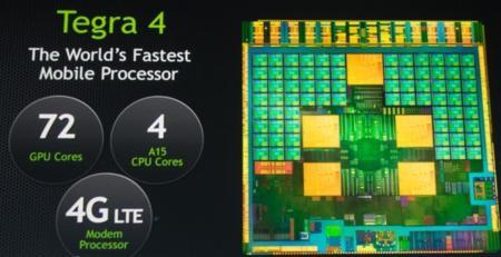 Nvidia muestra la potencia de Tegra 4 con tres juegos optimizados en vídeo