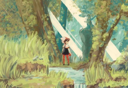 Momodora, Commodore y Sacred. All Your Blog Are Belong To Us (CCCXCIII)