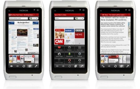 Opera Mini 5.1 Symbian N8