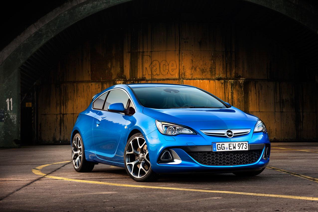 Foto de Opel Astra OPC (16/46)