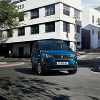 Peugeot e-Rifter: el nuevo monovolumen 100% eléctrico con capacidad de hasta 4.000 litros y 280 kilómetros de autonomía