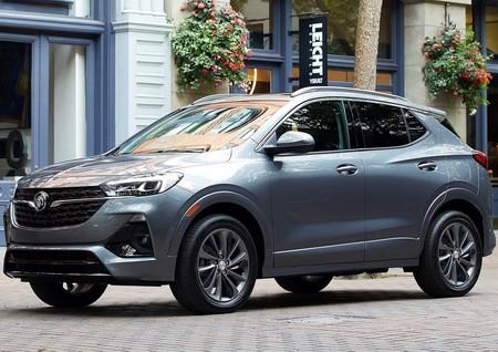 Buick Encore GX: Precios, versiones y equipamiento en México