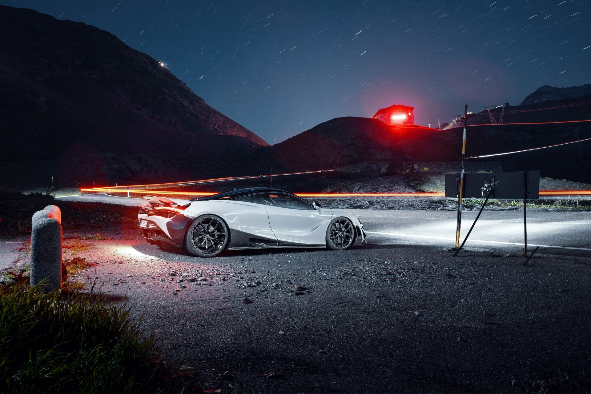 Foto de McLaren 720S por Novitec (5/9)