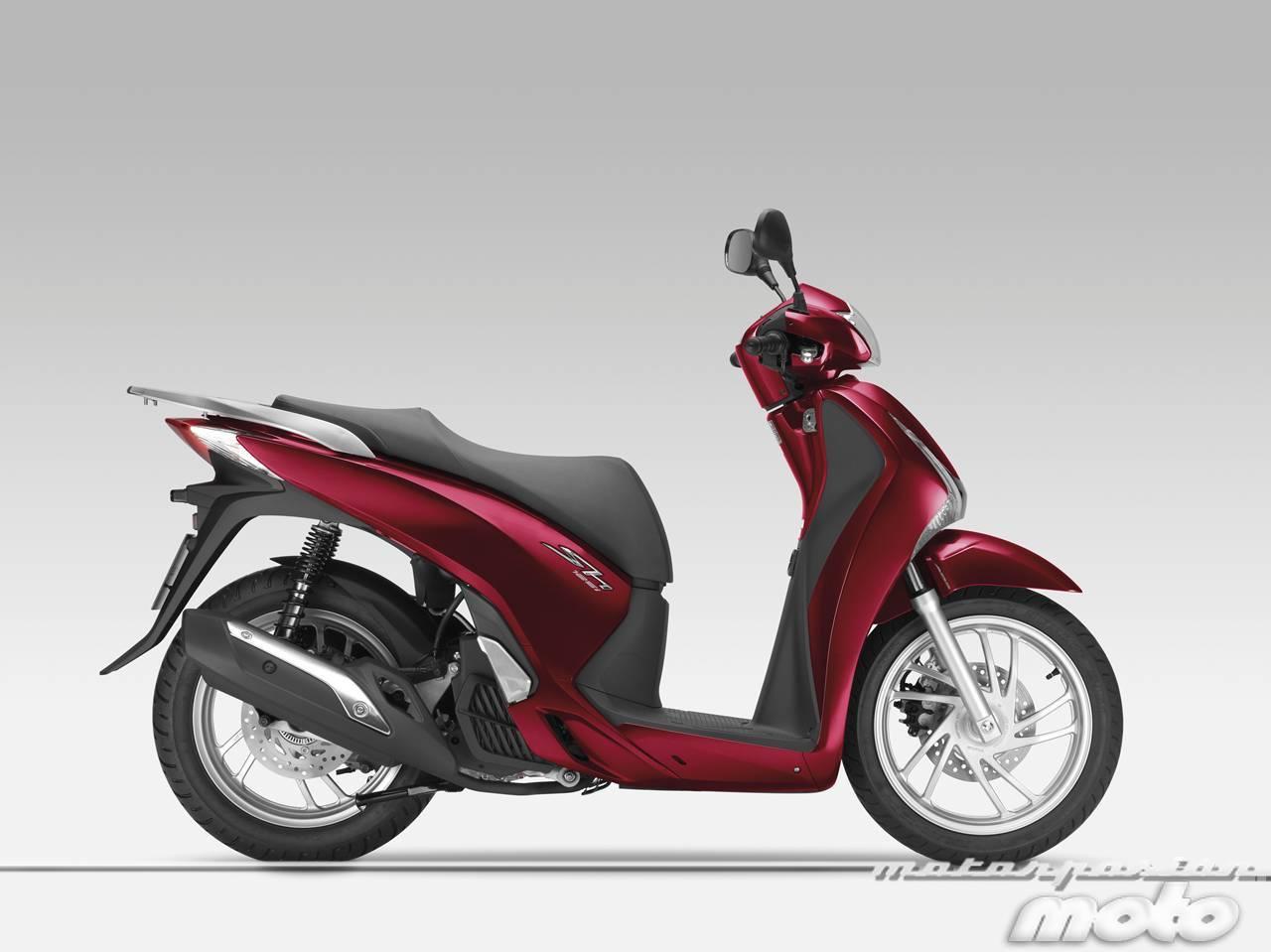 Foto de Honda Scoopy SH125i 2013, prueba (valoración, galería y ficha técnica)  - Fotos Detalles (46/81)