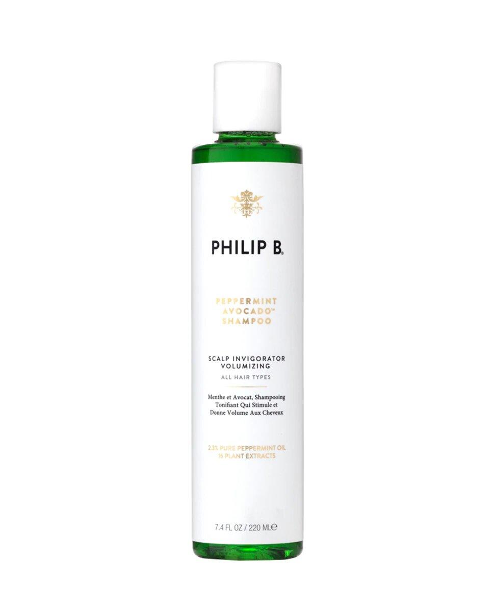 Champú Peppermint & Avocado Shampoo 220 ml Philip B