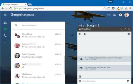 Hangoutsweb