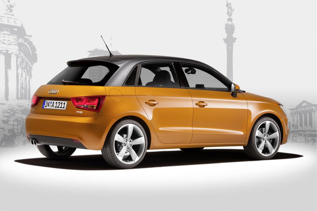 Foto de Audi A1 Sportback (2/21)