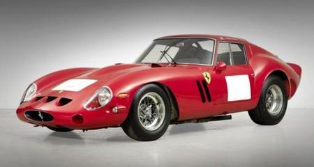 Un Ferrari 250 GTO de 1962 fue vendido en 38 millones de dólares