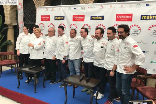 Córdoba Califato Gourmet 2018 en nueve tapas con estrella Michelin