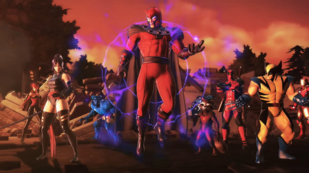 Los X-Men también se suman a dar guantazos en Marvel Ultimate Alliance 3: The Black Order
