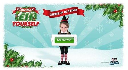 Elf Yourself: vuelven los elfos navideños