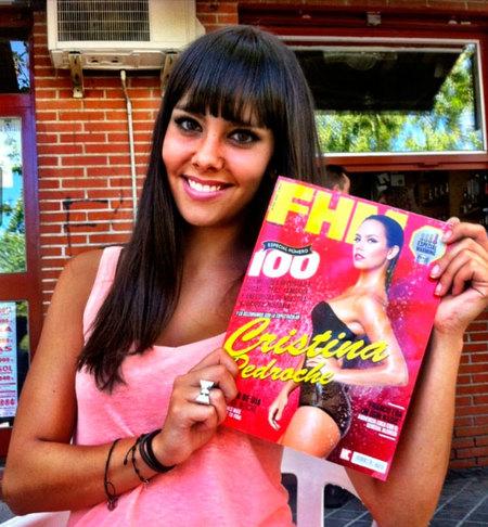 Cristina Pedroche FHM