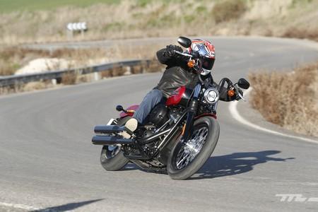 Harley Davidson Triple S 2020 Prueba 042