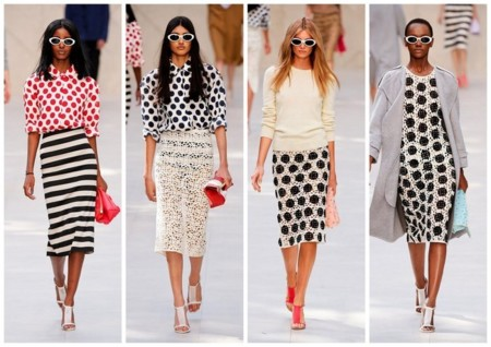 tendencias lunares burberry pv 2014