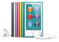 Nuevo iPod Nano de séptima generación