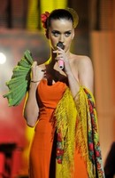 Katy Perry a la flamenca