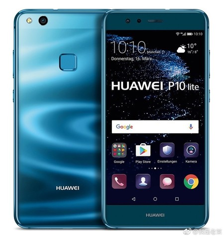 Huawei P10 Lite frente a sus rivales más directos en la gama media premium