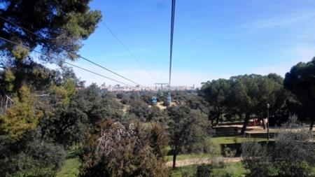 ¡Ya es primavera! Vayamos a los parques de Madrid