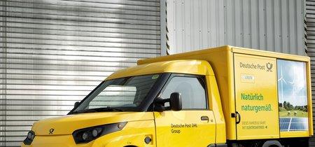 Así es cómo Deutsche Post va a producir una nueva furgoneta 100% eléctrica y Ford va a ayudar
