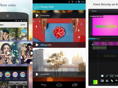 Las nueve mejores aplicaciones Android para hacer vídeos a partir de fotos