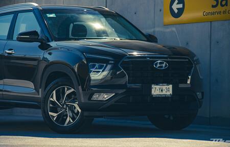Hyundai Creta 2021 Prueba De Manejo Opiniones Resena Mexico 35