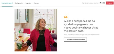 Airbnb anfitriones