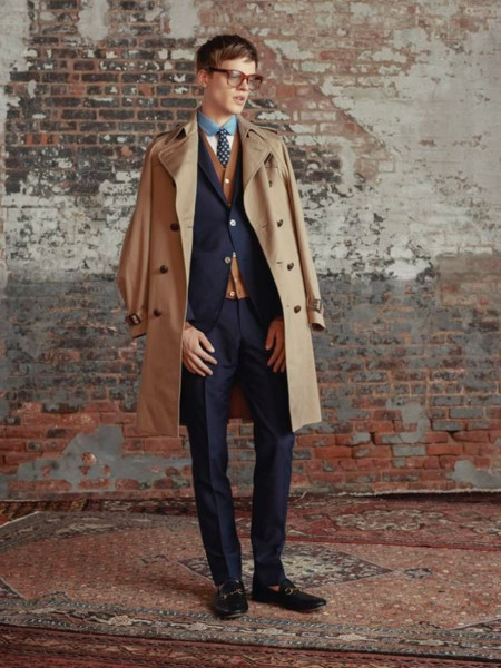 Reid Rohling Gucci Resort 2016 Lookbook 015