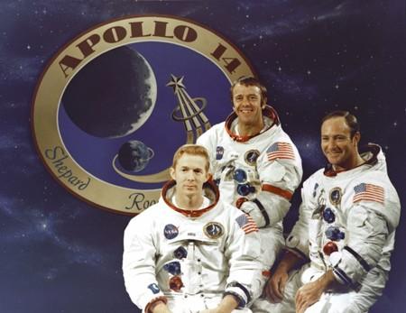 Apollo 14 Crew
