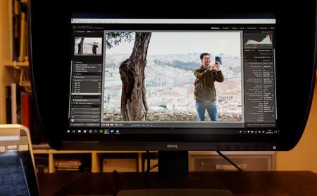 Benq SW240, analisis: el monitor para fotografía con la mejor relación calidad/precio del mercado