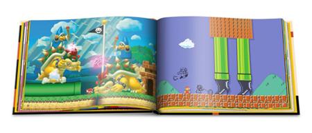 En México también las copias digitales de Super Mario Maker podrán obtener el artbook físico