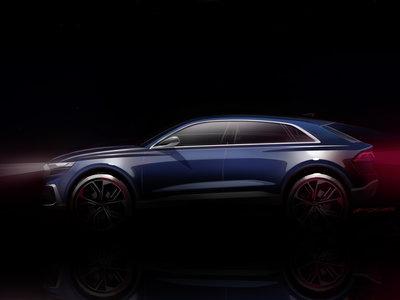Audi Q8 concept, así será el hermano mayor de la familia SUV de la marca alemana
