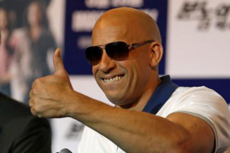 'Fast 8', Vin Diesel comparte el primer póster