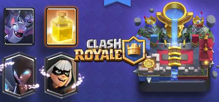 Nuevas cartas, Arenas, ligas y cambios. Así celebra Clash Royale su primer aniversario