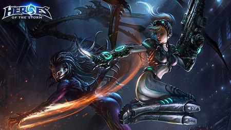 Este fin de semana Heroes of the Storm nos permitirá jugar con todos los personajes gratis