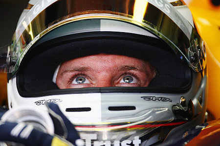 Dos motores para el resto de la temporada de Sebastian Vettel
