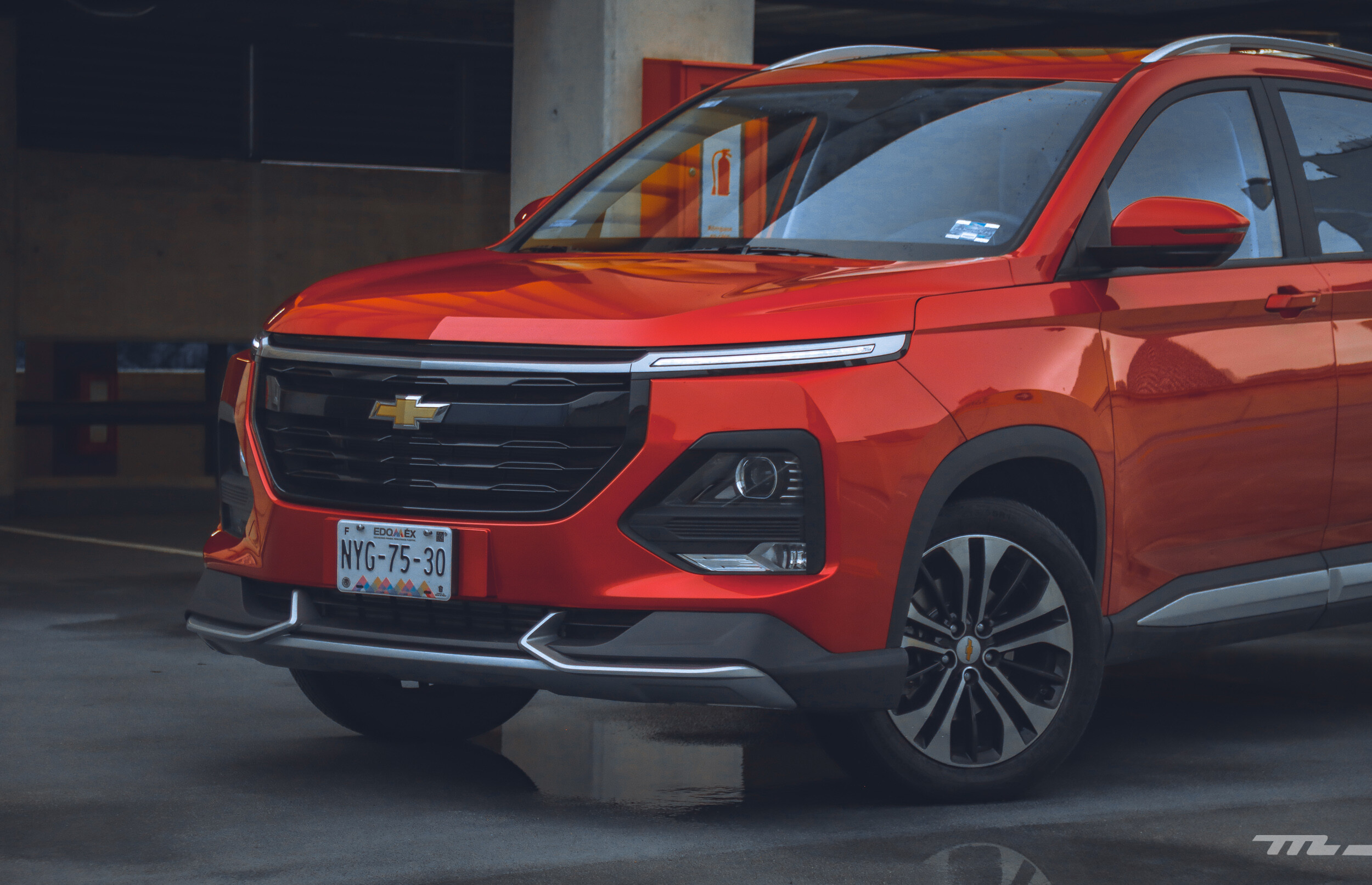 Foto de Chevrolet Captiva 2022 (25/54)